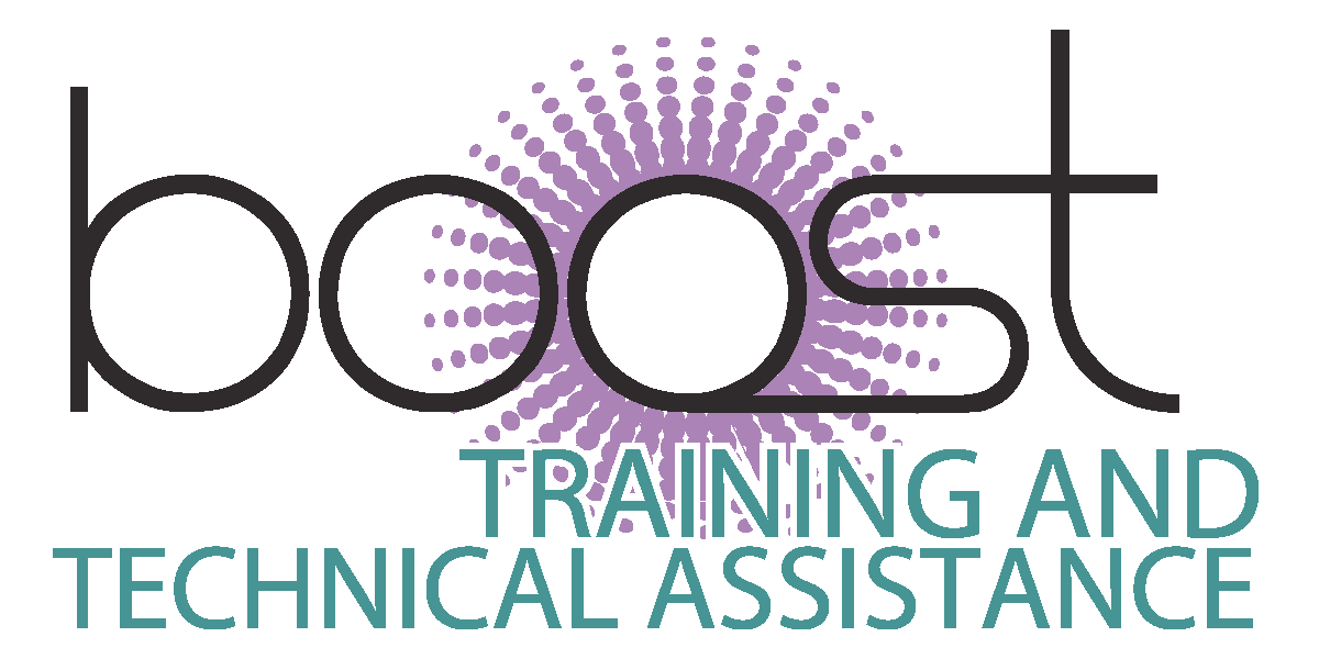 BOOST training assistance logo