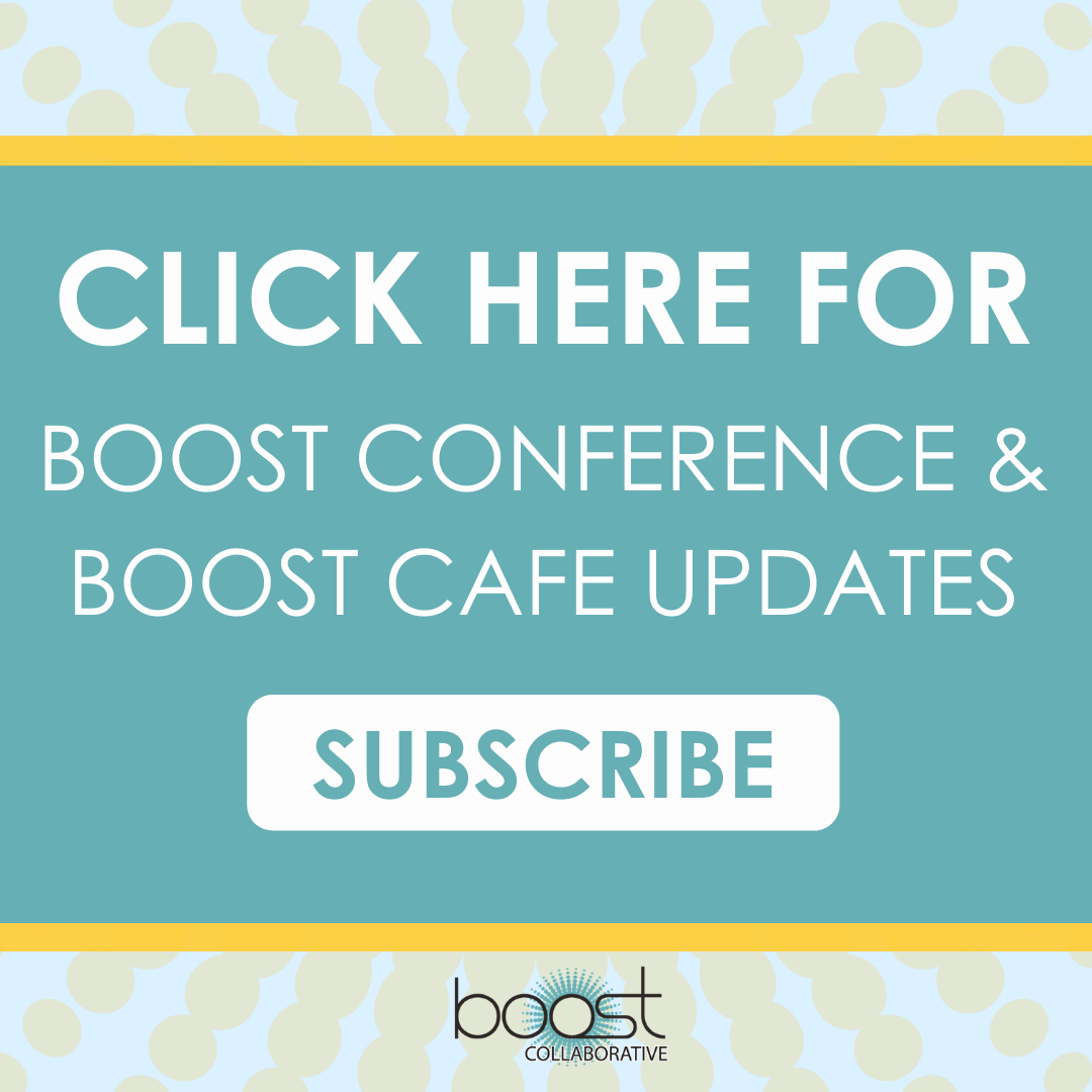Cafe Conference subscribe button square